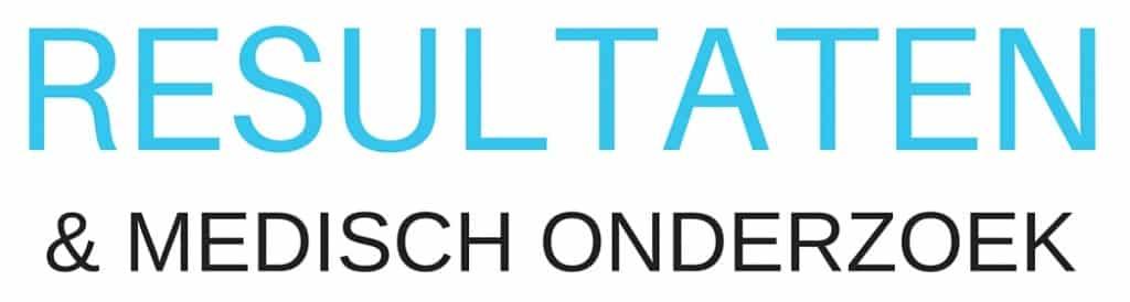 RESULTATEN & MEDISCH ONDERZOEK - Ultrasculptor - Fijn Afslanken Lochristi