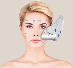 Ultrasculptor-face-front-arrows-Fijn-Afslanken-Lochristi-300x277