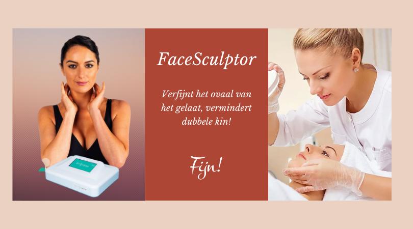 FaceSculptor - Verwijderen van Vetcellen, Behandeling van Cellulite, Huidversteviging & Anti-Aging met behulp van…Cryo21